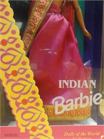 Indian Barbie collector edition 1995