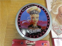 Barbie collector items
