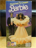 Peaches 'n cream Barbie 1984