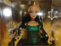 Holiday Barbie special edition 2004