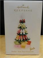 Hallmark keepsake shoe tree ornament