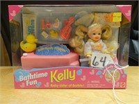 Bathtime fun Kelly 1995