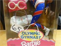 Olympic Gymnast Barbie 1995