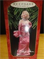 Hallmark Keepsake ornament Marilyn Monroe