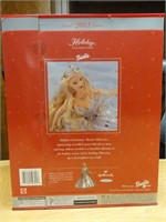 Holiday celebration Barbie special edition 2001