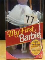 My First Barbie 1993