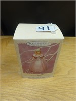 Hallmark keepsake collection spring Barbie 1996