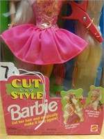 Cut and style Barbie 1994