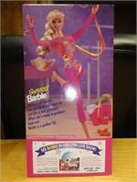 Gymnast Barbie 1993