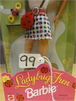 Ladybug fun Barbie 1997