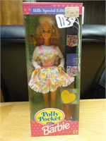 Polly Pocket Barbie hills special edition 1994