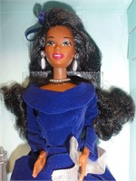 Winter Velvet first in a series Barbie 1995