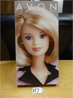 Avon Barbie special edition 1998