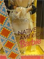 Native American Barbie 1992