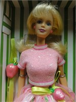 Strawberry sorbet Barbie by Avon 1998