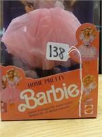 Home Pretty Barbie 1990