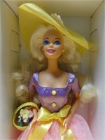 Spring Blossom Barbie first in series by Avon 1995