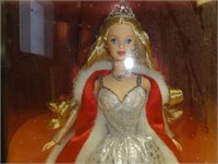 Holiday celebration Barbie special edition 2001
