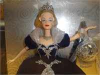 Millennium Princess Barbie special edition 2000
