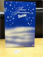 Snow Sensations Barbie special edition 1999