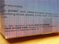 Crystal Barbie 1983
