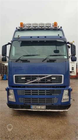 2007 VOLVO FH440 at TruckLocator.ie
