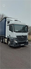 2014 MERCEDES-BENZ ACTROS 2543 at TruckLocator.ie