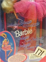 Twirling Ballerina Barbie 1995