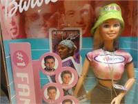 Nsync #1 fan Barbie 2000