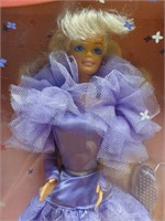 Lilac and Lovely Barbie 1987