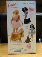 Glam 'n Groom Barbie 1999