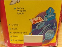 Western Barbie 1980
