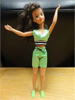 Barbie w/ green outfit-- NO box