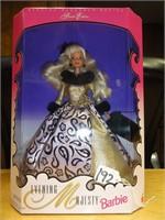 Evening Majesty Barbie 1996