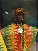 Ghanian Barbie collector edition 1996