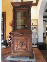 French Antique Curio