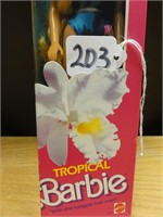 Tropical Barbie 1985