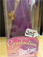 Graduation Barbie special edition 1996