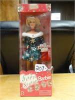 Festive Season Barbie special edition 1997