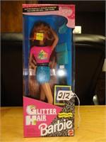 Glitter Hair Barbie 1993