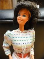 Bendable Barbie w/ wig-- NO box