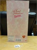 Sweet Valentine Barbie 1995