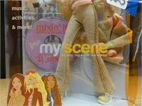 My Scene Barbie 'hanging out' 2003
