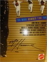 MC Hammer and boom box doll 1991