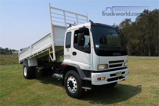 2007 Isuzu FVR 950 Long - Trucks for Sale