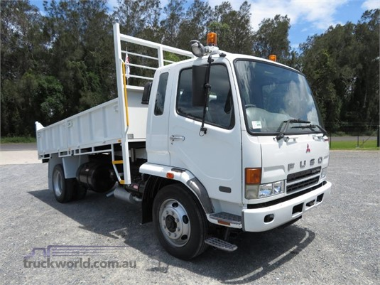 2007 Fuso Fighter 7 FK62 - Trucks for Sale
