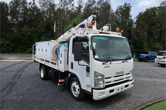 2009 Isuzu NQR 450 - Trucks for Sale