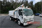 2009 Isuzu NQR 450 Cherry Picker