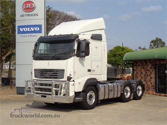 2013 Volvo FH600 - Trucks for Sale