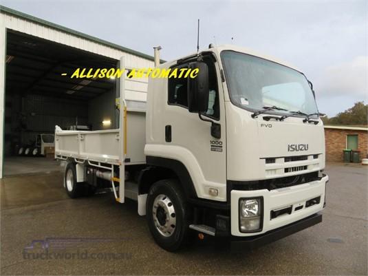 2011 Isuzu FVD 1000 - Trucks for Sale